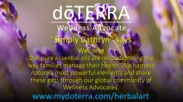 Doterra page